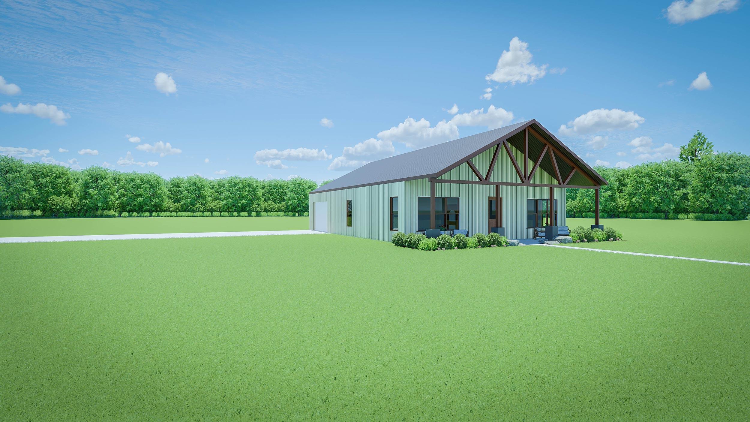 Image of The Lonestar Floor Plan