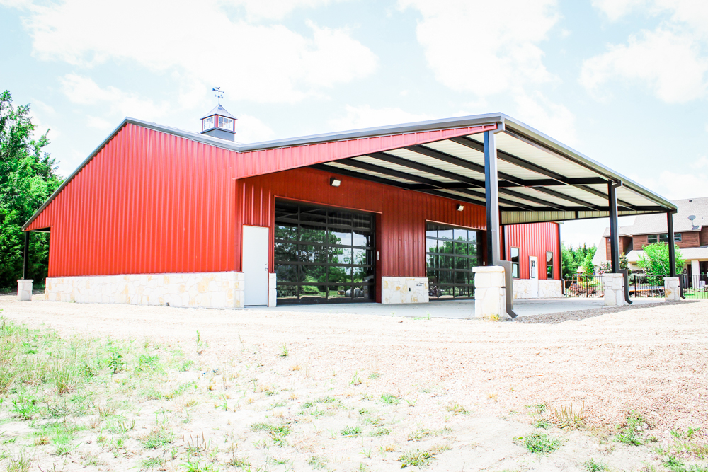 PREFERRED PARTY BARN